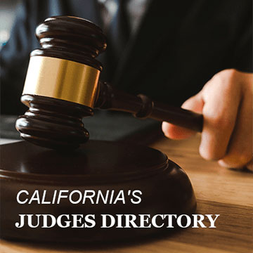 California Judge Directory
