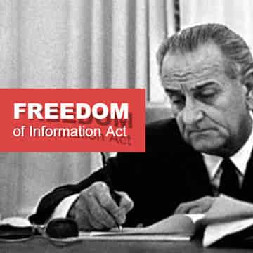 California Freedom Of Information Act